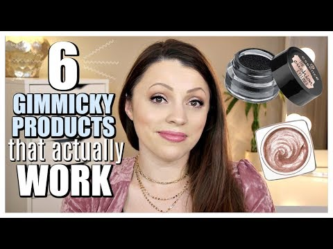 TOP GIMMICKY Makeup Products that ACTUALLY WORK