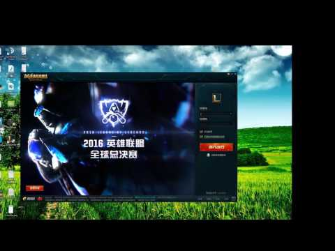 How to play league of legends in china