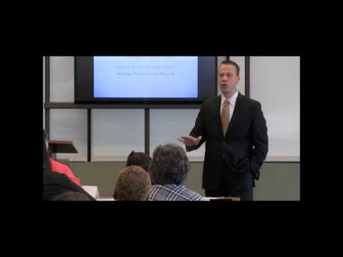 Interruptions- Leadership Development for Managers & Supervisors