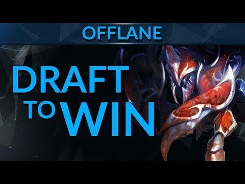 Drafting the BEST Offlaner! | Dota 2 Guide