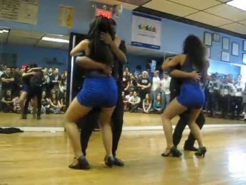 Bachata & Merengue Fusion Dance (LFX Dancers)