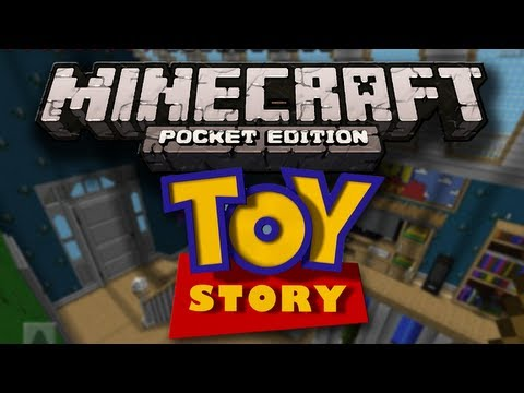 Toy Story 2 Map - Minecraft Pocket Edition