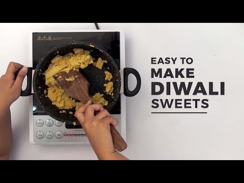 Easy To Make Homemade Diwali Sweets Recipes | Babygogo