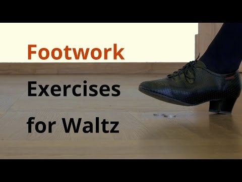 Basic Footwork Exercises for Waltz | Ballroom Dance