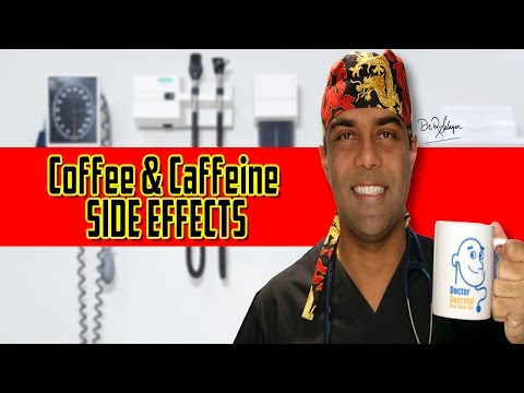 Coffee & Caffeine Side Effects! The Dark Side of the Roast...