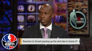 Chauncey Billups on Kevin Durant