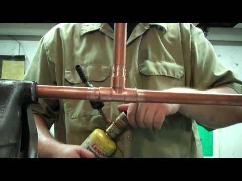 The Art of Soldering (How to Solder Copper)