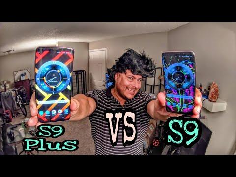 Cual debes comprar? Samsung Galaxy S9 Plus vs S9 - $120 es la diferencia
