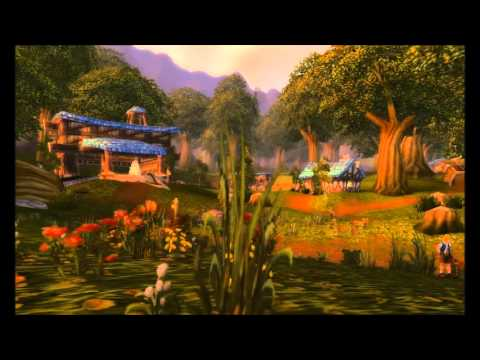 Vanilla Elwynn Forest music - 2005 Vanilla - World of Warcraft