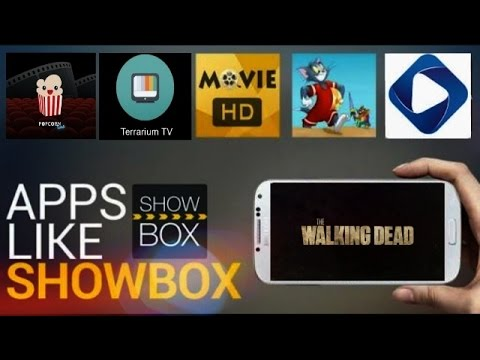 Top 5 Free Apps On The Playstore That Are NETFLIX KILLERS    Showbox, Popcorn Time