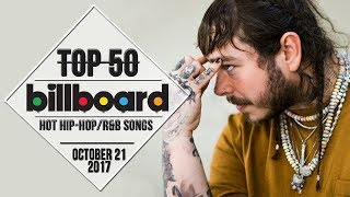 Top 50 • US Hip-Hop/R&B Songs • October 21, 2017 | Billboard-Charts