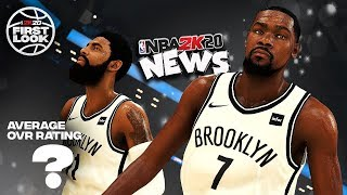 Download NBA 2K20 News #7 - New GREEN Release! Kyrie & KD / PG & Kawhi Images Video