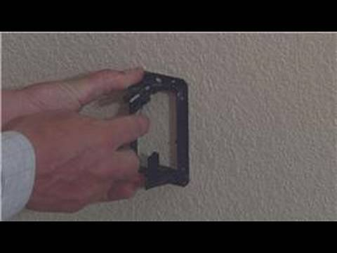Audio/Video Installation : How to Run Speaker Wire Through Walls
