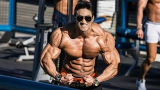 HWANG CHUL SOON( bodybuilding monster )