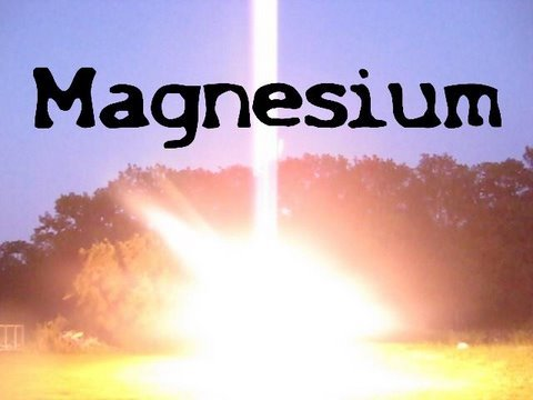Magnesium Flash Pots