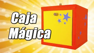 """CANAL DE NO SOLO MAGIA: https://www.youtube.com/nosolomagia1 Hoy en TDCSH te vamos a enseñar a hacer una caja mágica con la que podrás hacer aparecer y desaparecer cualquier cosa. Deja a tus amigos con la boca abierta con esta increíble caja para hacer magia.  SUSCRÍBETE!: http://goo.gl/CNeicz  SIGUENOS EN: Twitter: https://twitter.com/#!/TDCSH Facebook: https://www.facebook.com/TeDigoComoSeHace Google+: https://plus.google.com/+TeDigoComoSeHacevideos Instagram: http://instagram.com/tdcsh  Descubre la Tienda de Te Digo Cómo Se Hace: http://www.tedigocomosehace.com/index.php/es/tienda  No olvides visitar nuestra web: http://www.tedigocomosehace.com   Suscríbete a Nuestros """"Canales Personales"""" Para No Perderte Nada. Fernando: http://www.youtube.com/user/FernandoTDCSH Juan: http://www.youtube.com/user/JuanTDCSH Pablo: http://www.youtube.com/user/PabloTDCSH  Participa con tus vídeos en """"Te Digo Cómo Me Sale"""": http://www.youtube.com/watch?v=mOuqQykcmq4"""