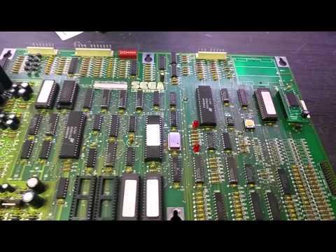 Sega Star Wars Trilogy Pinball Repair - Part 2