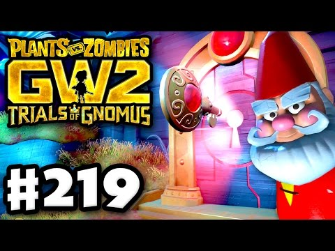 Red Trial of Hot Doom! - Plants vs. Zombies: Garden Warfare 2 - Gameplay Part 219 (PC)