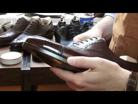 Why Gentlemen Should Polish Their Own Shoes