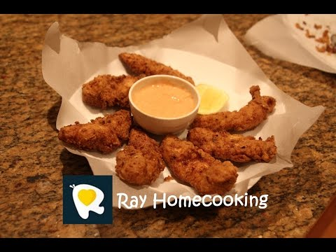 Southern-style Fried Chicken Tenders