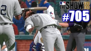 GAME 7 IN TEXAS! | MLB The Show 18 | Road to the Show #705