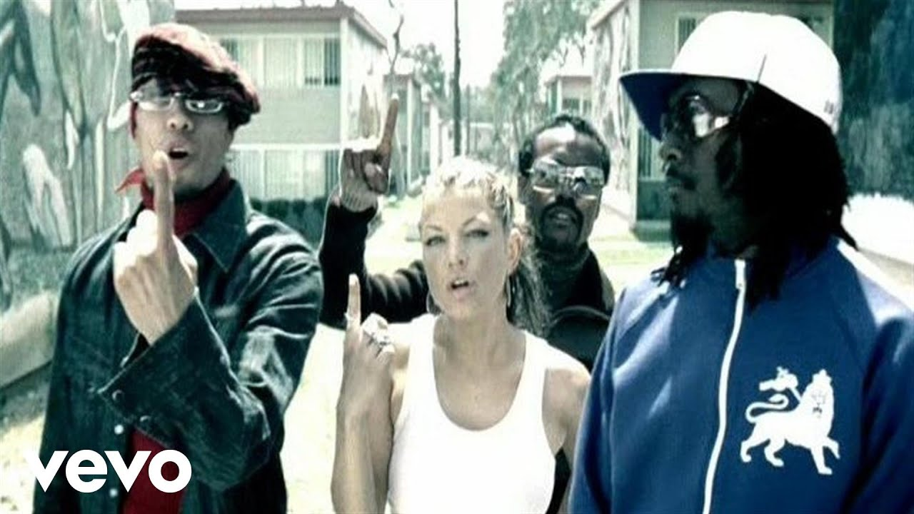Where Is The Love? - Black Eyed Peas