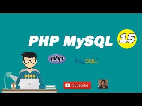 PHP MYSQL Tutorials For Beginners LESSON 15:PHP Array