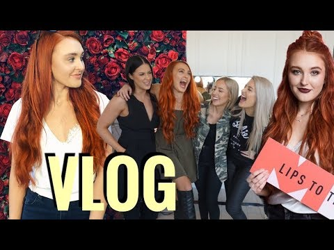 VLOG: END OF JULY Sydney & Melbourne Events | Kat Von D, GHD, Mecca Max Launch