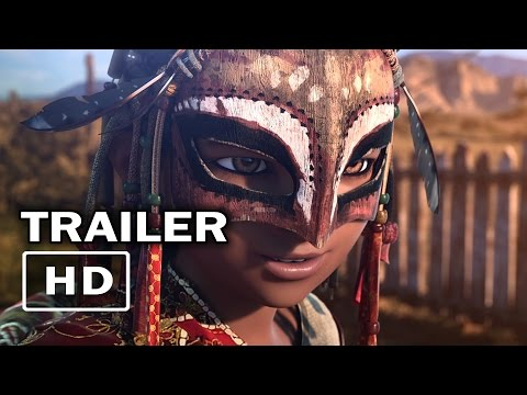 Bilal Official Teaser Trailer 1 2015 Animation Movie HD