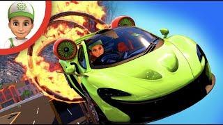 Cartoni animati macchina in italiano macchine per bambini di