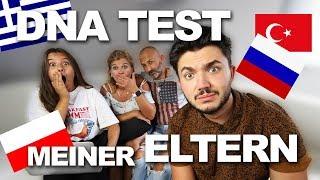 DOCH NICHT MEINE ELTERN?! - DNA TEST | Hristos Xenitidis