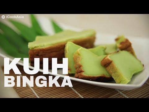 Resepi Kuih Bingka | Try Masak | iCookAsia