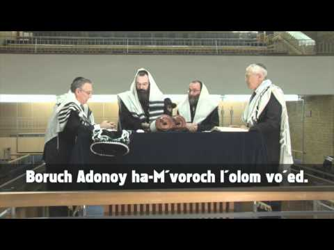 06 Having an ALIYAH (Chabad)