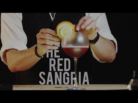 How to Make Red Sangria - Best Drink Recipes