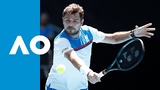 John Isner Vs Stan Wawrinka Match Highlights R3 Australian Open 2020