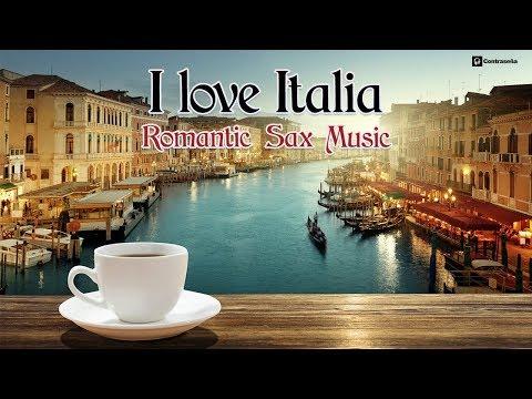 Saxophone, Romantic  Music Mix