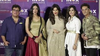 Lag Ja Gale Song Launch HD Video | Saheb Biwi Aur Gangster 3 | Sanjay Dutt,Chitrangada,Mahi Gill