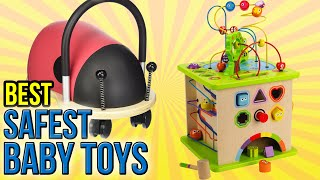 CLICK FOR WIKI ►► https://wiki.ezvid.com/best-safest-baby-toys?id=ytdesc Safest Baby Toys Reviewed In This Wiki: Boikido Geometric Stacking Puzzle IQ Baby Knock Knock Blocks Hape Block and Roll Vegetable Baby Set Evenflo Jam Session Prince Lionheart Wheely Bug Fisher-Price Rainforest Deluxe Gym Time To Play Baby Deluxe Vulli Sophie Giraffe Teether Hape Country Critters Play Cube
