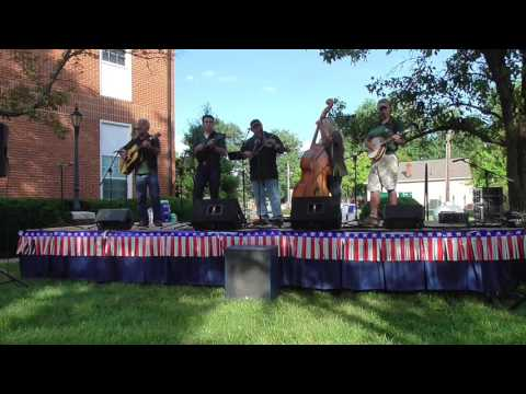 Last Train From Poor Valley - Grassland Bluegrass Band