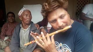 Dipak Raj giri flute