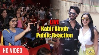 Kabir Rajdheer Singh and Preeti Surprise ENTRY Inside Theatre for LIVE Audience Reaction