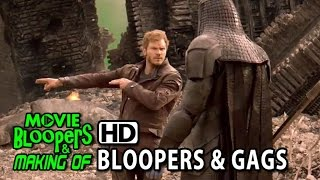 Guardians of the Galaxy (2014) Dance Off - Bloopers, Gag Reel & Outtakes
