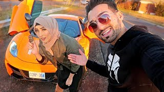 BUYING FROGGY HER DREAM CAR (Emotional Almost Cried!!)