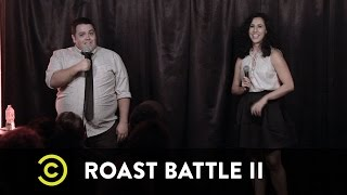 Roast Battle II: L.A. Regionals Pt. 1 - The Fight for Orange County - Uncensored
