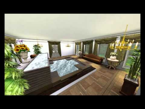 The Sims 3 - The California Mansion