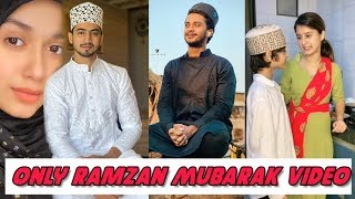 Ramzan Special Tik Tok Videos | Ramadan Mubarak | Tik Tok Ramzan Video | Part - 2 | Tech Masala