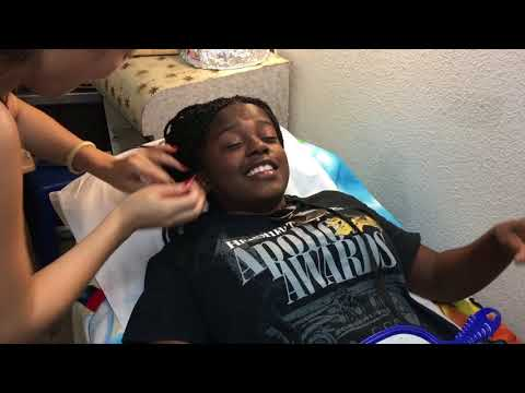 First Time Getting Eyebrows Waxed
