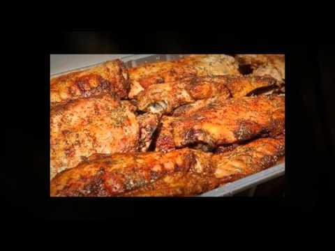 I Love the Taste of Jerk Turkey Wings from Halsey Street Grill