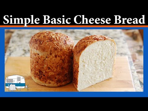 How to make a Cheese Bread