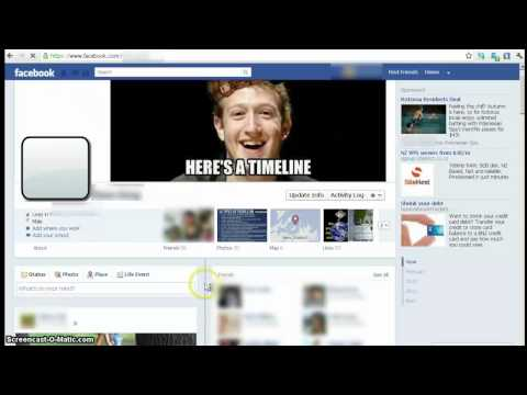How To Remove Facebook Timeline (full version)